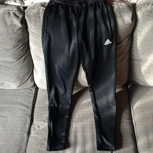 Adidas women's sz XS 4-6 tapered jogger pants